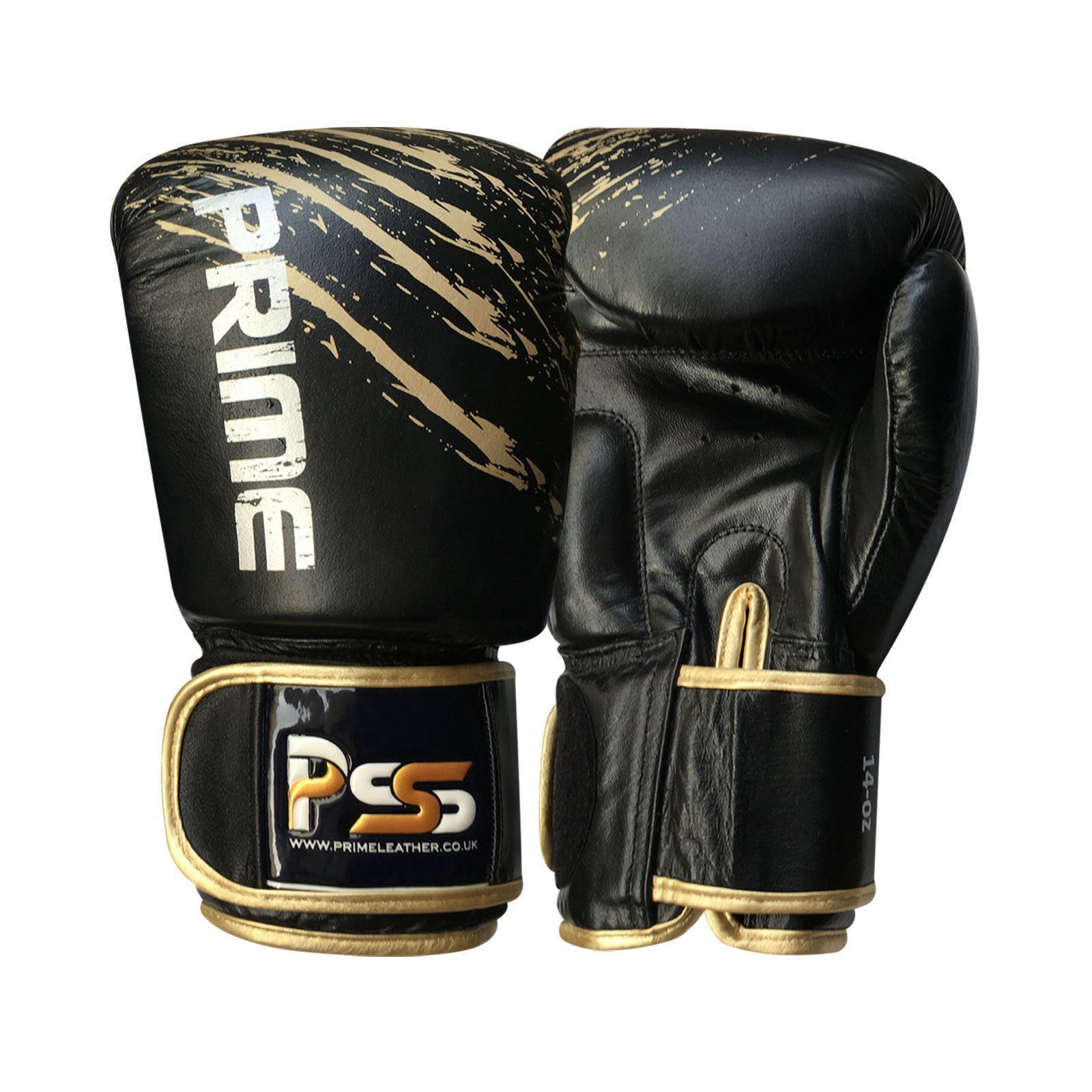 Real Leather Kick Boxing Thai Gloves Punching Mitts Training Gloves 1054 //1055